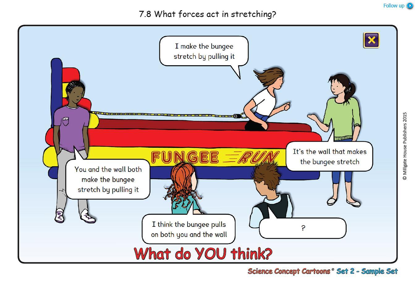 Science Concept Cartoons Set 2 Millgate House Education