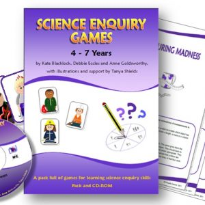 Science Enquiry Skills 4-7 - early years science enquiry skills
