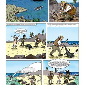 Teaching evolution in primary schools - Darwin's story begins in 1835