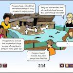 Science Concept Cartoons Set 2 sample - evolution