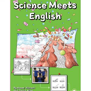 Science Meets English Square