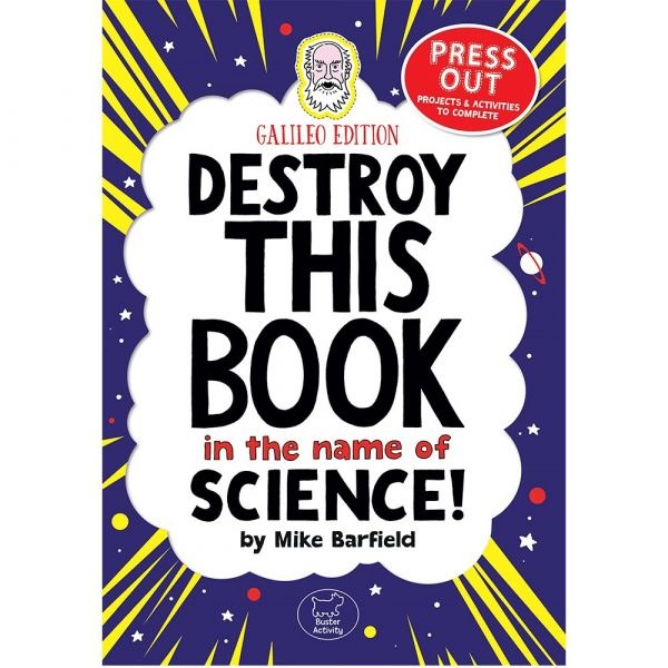 Destroy This Book Square