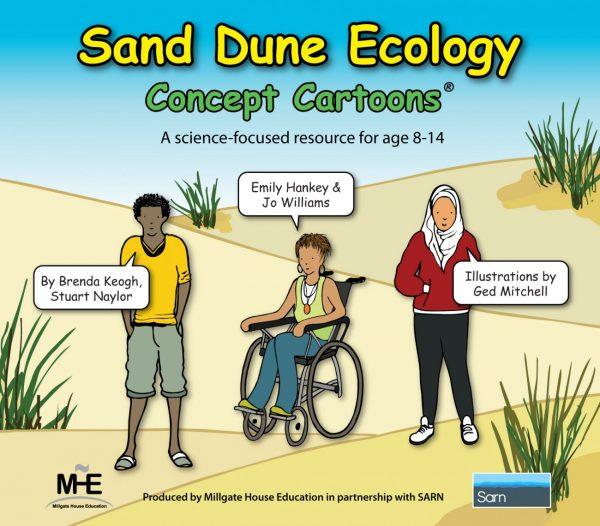 Sand Dune Ecology Concept Cartoons