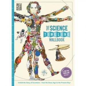 Science Wallbook Square
